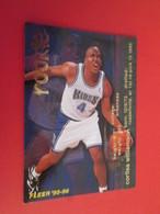 701-725 : TRADING CARD BASKET NBA  95/96 FLEER : N° 387 CORLISS WILLIAMSON - Trading Cards