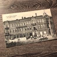 Russia Harbin Charbin Grand Hotel M. Rogez, Manager 1912 - Russland