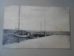 ETATS UNIS NY NEW YORK LONG ISLAND MASCOT DOCK PATCHOGUE - Long Island