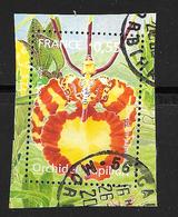 FRANCE 3765 Orchidée Papillon Orchid Butterfly Fleur Flower - France