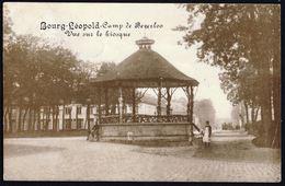 Bourg-Léopold - BERVERLOO - Le Kiosque - Circulé - Circulated - Gelaufen - 1914. - Leopoldsburg (Camp De Beverloo)