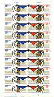 DDR 1970 Nr 1596-1597 Postfrisch (700712) - DDR