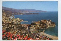 Objet Sur Principaute De Monaco - Vue D Ensemble - Obliteree En 1967 - Multi-vues, Vues Panoramiques