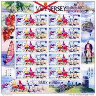 Europa 2012 / Jersey / Set 2 MS - 2012