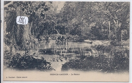 MAURICE- FRENCH-GARDEN- LE REDUIT - Mauritius