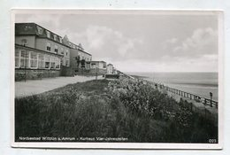 GERMANY - AK 342024 Wittdün A. Amrum - Kurhaus Vier-Jahreszeiten - Nordfriesland