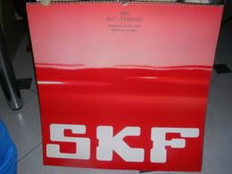 CALENDARIO SKF 1990 - FERRARI 641 F1 - Formato Grande : 1981-90