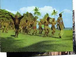 VAO  NEW HEBRIDES  CUSTOM DANCE  Colorisée - Vanuatu