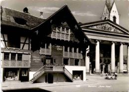 "Dornbirn - ""Rotes Haus"" (3230) * 5. 10. 1961 - Dornbirn"