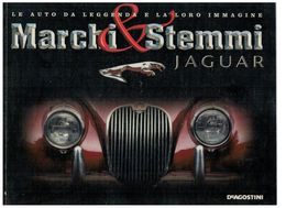 MARCHI & STEMMI JAGUAR DE AGOSTINI - Motori