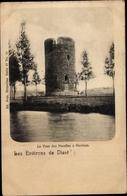 Cp Siechem Pres De Diest Flandern Flämisch Brabant, La Tour Des Pucelles - Autres