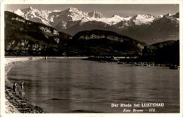Der Rhein Bei Lustenau (172) - Lustenau
