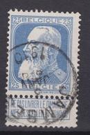 N° 75  JAMBES COBA +4.00 - 1905 Breiter Bart