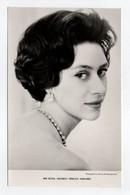- CPA FAMILLES ROYALES - HER ROYAL HIGHNESS PRINCESS MARGARET - - Familles Royales