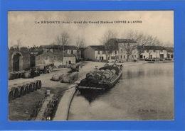 11 AUDE - LA REDORTE Quai Du Canal, Maison Chiffre & Lafond (voir Descriptif) - Francia