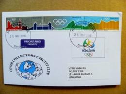 Cover Brazil 2015 Olympic Games London 2012 Rio 2016 - Brazil