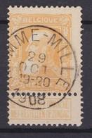 N° 79  HAMME MILLE - 1905 Grosse Barbe