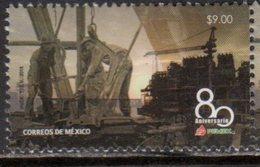 MEXICO , 2018, MNH, OIL, PETROL COMPANY,  1v - Oil