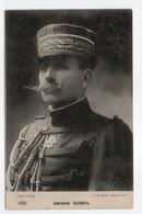 - CPA MILITAIRES - Général DUBAIL - - Personnages
