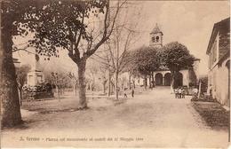 (C).San Fermo(VA).Piazza Monumento Ai Caduti.F.to Piccolo.Viaggiata (c16) - Varese