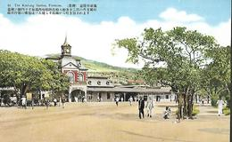 FORMOSA     Nisslun  Bridge  And The Post Office , Keelung - Formose