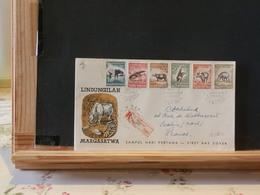 A8610  LETTRE RECOMM.  POUR LA FRANCE  1959 - Indonesia