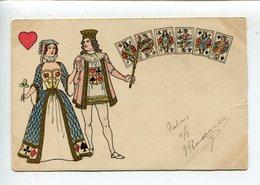 Jeux Cartes Illustrateur Art Nouveau - 1900-1949