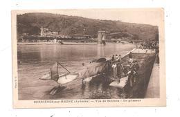 Serrières-sur-Rhone-Vue De Sablons-Un Glisseur- Aviation (C.8821) - Aviation