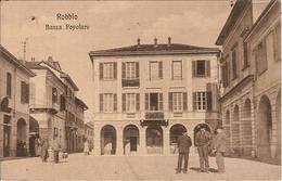 (C).Robbio(PV).Banca Popolare.F.to Piccolo.Viaggiata (c16) - Pavia