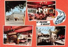 FAY-aux-LOGES - Auberge Du Poisson D'Argent - P. Mesples Chef De Cuisine - France