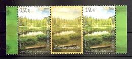 MONTENEGRO 2018,NATUR PROTECTION,ZMINJE LAKE,VIGNETTE,MNH - Montenegro