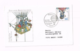 Tag Der Briefmarke.Yvert 1470 - [7] République Fédérale