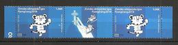 MONTENEGRO.2018.XXIII Olympic Winter Games In Pyeongchang,SPORT,SKI,MNH - Montenegro