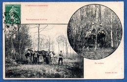 Lunéville Garnison  -  Reconnaissance D Officier - Luneville