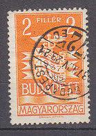 PGL - HONGRIE Yv N°484 - Hongrie