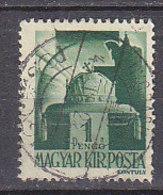 PGL - HONGRIE Yv N°628 - Hongrie