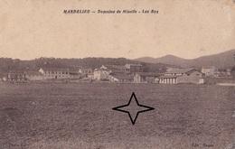 MANDELIEU Domaine De MINELLE - Les BOX. - France