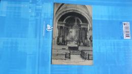 Ermitage Du CORAL, Près Prats De Mollo Intérieur De La Chapelle - Autres Communes