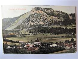 ÖSTERREICH - OBERÖSTERREICH - GRÜNBACH - Panorama - 1907 - Autriche
