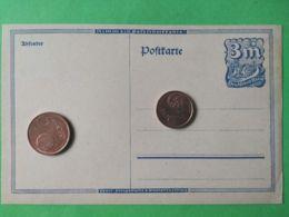 GERMANIA  ALLEMAGNE  GERMANY  Cartolina Postale - Guerra 1939-45
