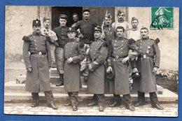 Carte Photo  - Soldats Français - War 1914-18