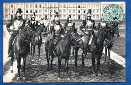 Cuirassiers - Etendard Et Son Escorte - War 1914-18