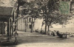 1 Cpa Plombière Les Bains - La Feuillée Nouvelle - Plombieres Les Bains