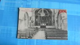LE CORAL - Intérieur De La Chapelle - Autres Communes
