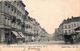 Bruxelles -Les Rues De Schaerbeek - Rue Des Palais N° 3 - Schaerbeek - Schaarbeek