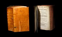 [MEDECINE EPIDEMIOLOGIE PNEUMOLOGIE] HUXHAM (John Ou Jean) - Essai Sur Les Fièvres. - Livres, BD, Revues