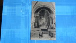 Ermitage De N.D. Du Coral Près PRATS De MOLLO (Pyr.Or.) - Intérieur De La Chapelle - Autres Communes