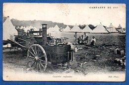 Cuisine Roulantes - Guerre 1914-18