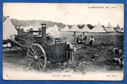 Cuisine Roulantes - Guerra 1914-18