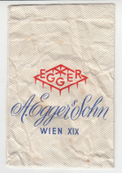 A. Egger's Sohn Süsswaren, Wien Package B190101 - Sugars